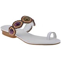 Παπούτσια Γυναίκα Σαγιονάρες Swish  Άσπρο