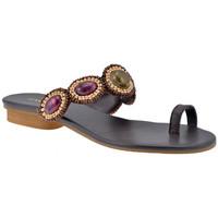 Παπούτσια Γυναίκα Σαγιονάρες Swish  Brown