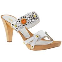 Παπούτσια Γυναίκα Σανδάλια / Πέδιλα Swish  Άσπρο