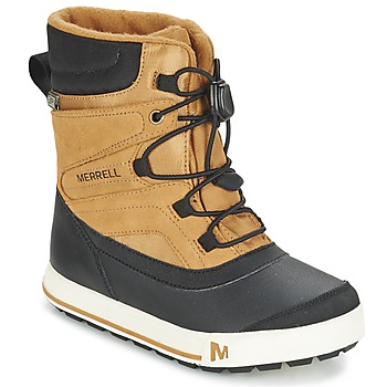 Παπούτσια Παιδί Snow boots Merrell SNOW BANK 2.0 WTPF TAN / Black