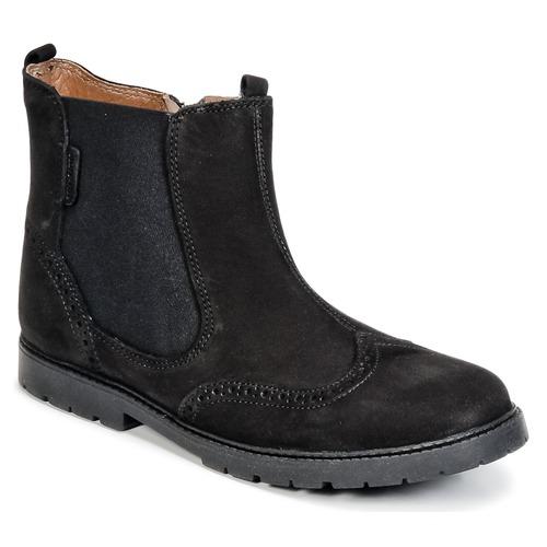 Παπούτσια Παιδί Μπότες Start Rite DIGBY Black