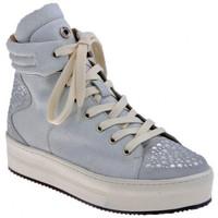 Παπούτσια Γυναίκα Ψηλά Sneakers Janet&Janet  Άσπρο