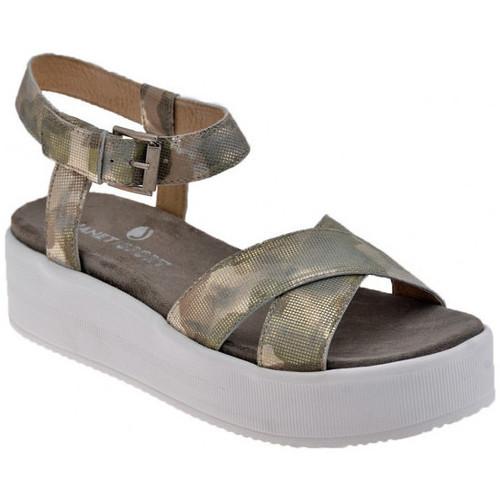 Παπούτσια Γυναίκα Σανδάλια / Πέδιλα Janet&Janet  Gold