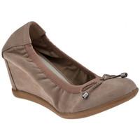 Παπούτσια Γυναίκα Μπαλαρίνες F. Milano  Grey