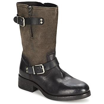 Παπούτσια Γυναίκα Μπότες για την πόλη Koah JUNE Μαυρο