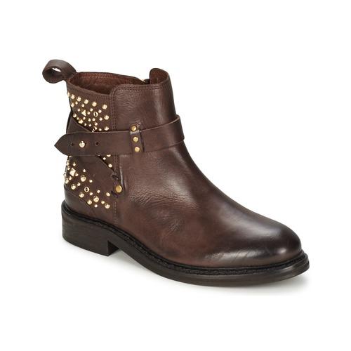 Παπούτσια Γυναίκα Μπότες Koah LAUREEN DARK / Καφέ