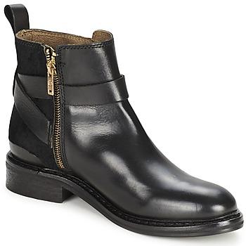 Παπούτσια Γυναίκα Μπότες Koah LINSY ΜΑΥΡΟ / ΜΑΥΡΟ