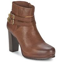 Παπούτσια Γυναίκα Χαμηλές Μπότες Koah BONNIE Cognac