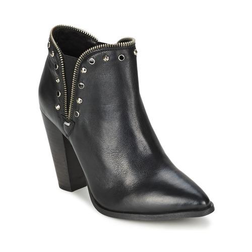Παπούτσια Γυναίκα Χαμηλές Μπότες Koah YETTA Μαυρο