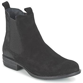 Παπούτσια Γυναίκα Μπότες Casual Attitude FENDA Black
