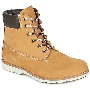 Παπούτσια Άνδρας Μπότες Casual Attitude GLORIL Yellow