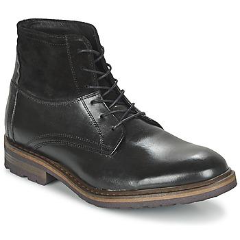 Παπούτσια Άνδρας Μπότες Casual Attitude FIZA Black