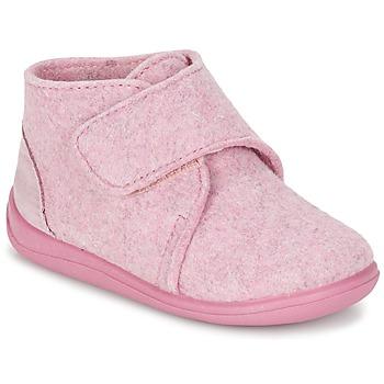 Παπούτσια Κορίτσι Παντόφλες Citrouille et Compagnie FELINDRA Ροζ