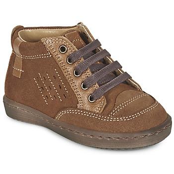 Παπούτσια Αγόρι Μπότες Citrouille et Compagnie FIMOULA Brown