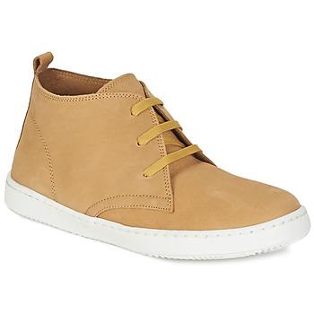 Παπούτσια Αγόρι Μπότες Citrouille et Compagnie FANTASIO Yellow