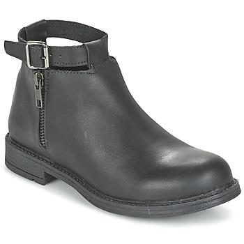 Παπούτσια Κορίτσι Μπότες Citrouille et Compagnie FRIZZY Black
