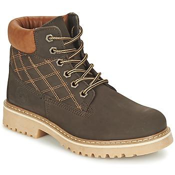 Παπούτσια Αγόρι Μπότες Citrouille et Compagnie FINALO Brown