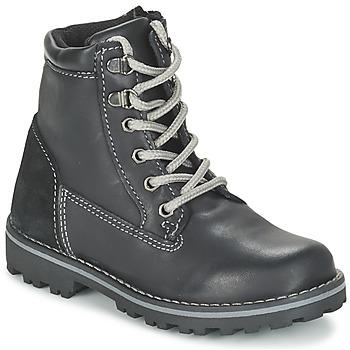Παπούτσια Αγόρι Μπότες Citrouille et Compagnie FACOSA Black