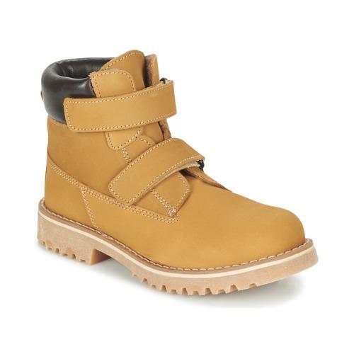 Παπούτσια Παιδί Μπότες Citrouille et Compagnie FIKOURAL Beige