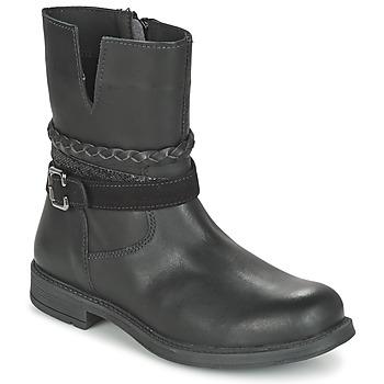 Παπούτσια Κορίτσι Μπότες Citrouille et Compagnie FURAMO Black