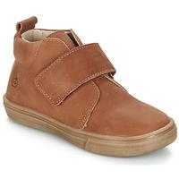 Παπούτσια Αγόρι Μπότες Citrouille et Compagnie FOJAMO CAMEL