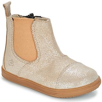Παπούτσια Κορίτσι Μπότες Citrouille et Compagnie FEPOL Silver