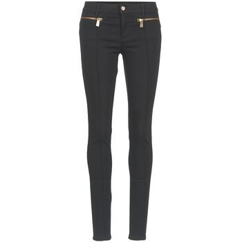 Υφασμάτινα Γυναίκα Παντελόνια Πεντάτσεπα Versace Jeans TOLKALA Black