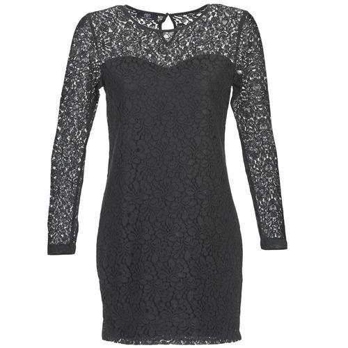 Υφασμάτινα Γυναίκα Κοντά Φορέματα Le Temps des Cerises JOE Black