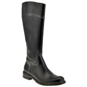 Παπούτσια Γυναίκα Μπότες για την πόλη Dmn  Black