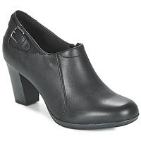 Παπούτσια Γυναίκα Χαμηλές Μπότες Clarks Brynn Harper Black