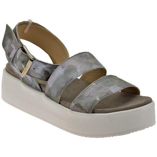 Παπούτσια Γυναίκα Σανδάλια / Πέδιλα Janet&Janet  Silver