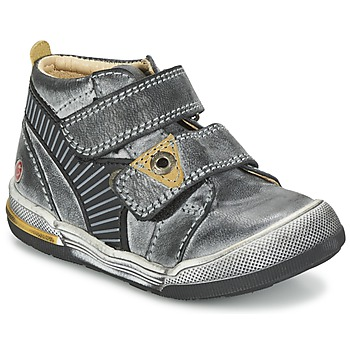 Παπούτσια Αγόρι Μπότες GBB NATHAN Grey / Yellow