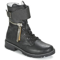 Παπούτσια Κορίτσι Μπότες Ikks PEGGY Black