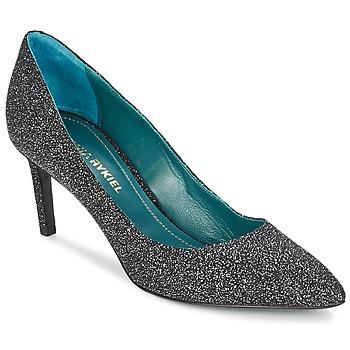 Παπούτσια Γυναίκα Γόβες Sonia Rykiel 677620 Black / GLITTER