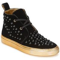 Παπούτσια Γυναίκα Ψηλά Sneakers Sonia Rykiel 670183 Black