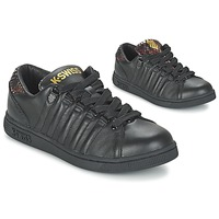Παπούτσια Γυναίκα Χαμηλά Sneakers K-Swiss LOZAN TONGUE TWISTER Black / Gold