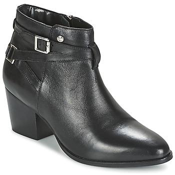 Παπούτσια Γυναίκα Μποτίνια Elle PEREIRE Black