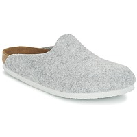 Παπούτσια Γυναίκα Σαμπό Birkenstock AMSTERDAM Grey /  clair