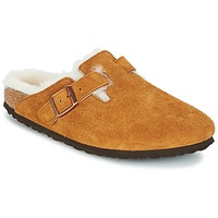 Παπούτσια Γυναίκα Σαμπό Birkenstock BOSTON Brown