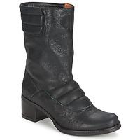 Παπούτσια Γυναίκα Μποτίνια Espace DORPIN Black