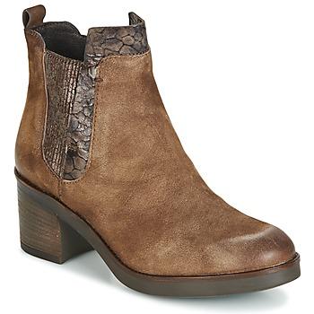 Παπούτσια Γυναίκα Μποτίνια Mjus BOUNTY Beige