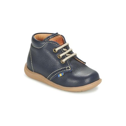 Παπούτσια Αγόρι Μπότες Kavat HAMMAR LACE μπλέ