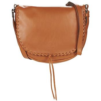 Τσάντες Γυναίκα Τσάντες ώμου Texier Bags WESTERN COGNAC