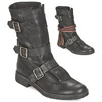 Παπούτσια Γυναίκα Μπότες Felmini CREPONA Black
