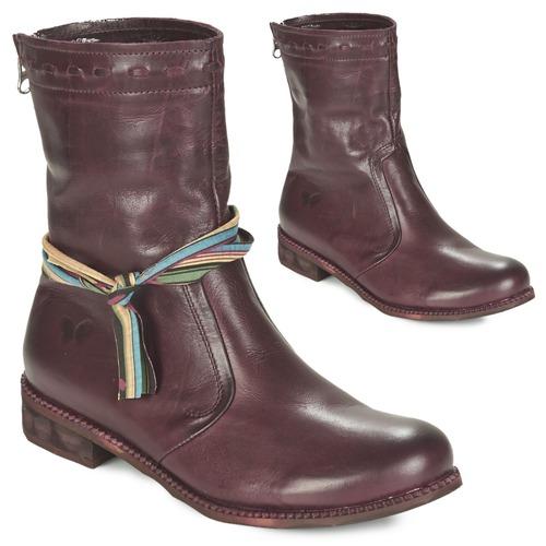 Παπούτσια Γυναίκα Μπότες Felmini BERTHA Bordeaux