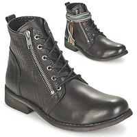 Παπούτσια Γυναίκα Μπότες Felmini BEJA Black