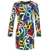 Υφασμάτινα Γυναίκα Κοντά Φορέματα Love Moschino PICHANI Multicolour
