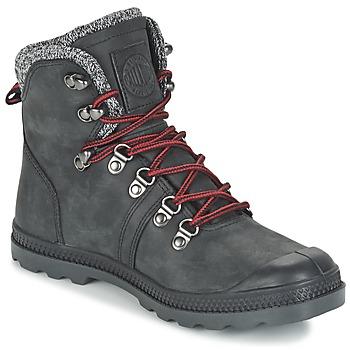 Παπούτσια Γυναίκα Μπότες Palladium PALLABROUSSE HIKING Black