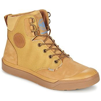Παπούτσια Άνδρας Μπότες Palladium PALLARUE WP MIEL