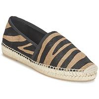 Παπούτσια Γυναίκα Εσπαντρίγια Marc Jacobs SIENNA Black / CAMEL